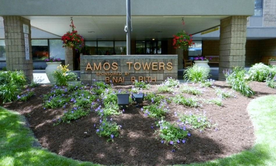 Amos Towers