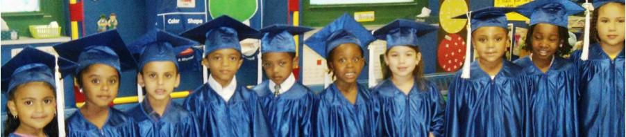 progressive preschool grad
