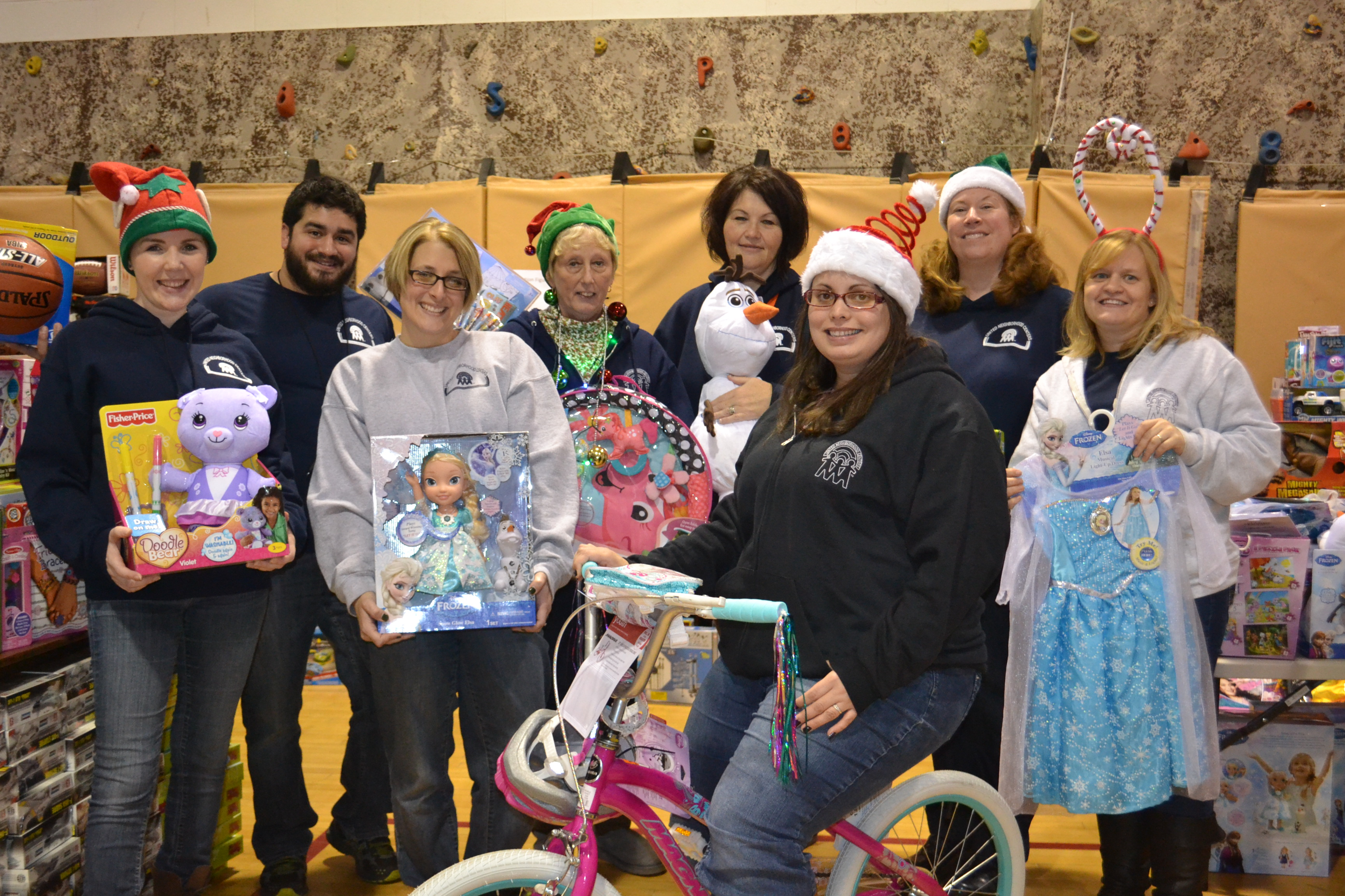 Christmas Toy Store provides gifts for local families in need ...