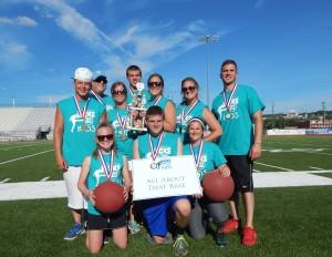 kickball winners